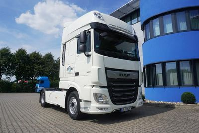 DAF XF FT 460 Space Cab