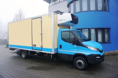 IVECO Daily 70C21A8/P Hi-MATIC, Multitemp. (7,2 Tonner)